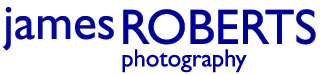 james roberts photography blog logo